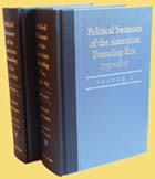 Political Sermons of the Founding Era